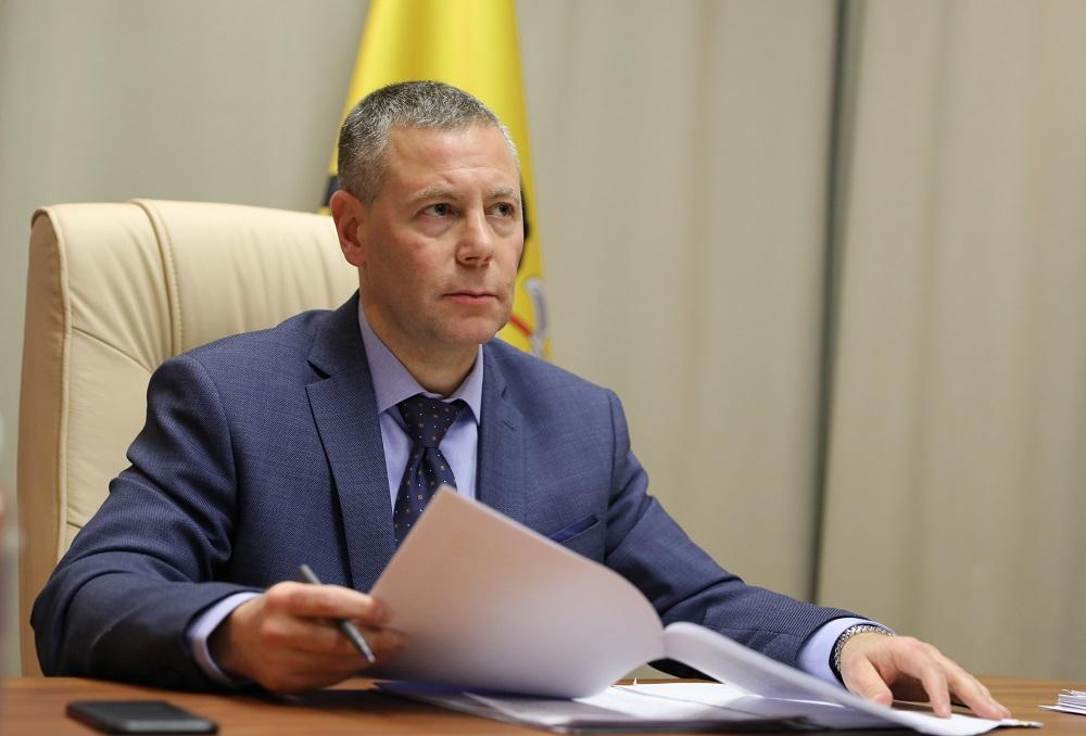 Михаил Евраев принял участие в совещании по вопросам информационной безопасности в регионах ЦФО