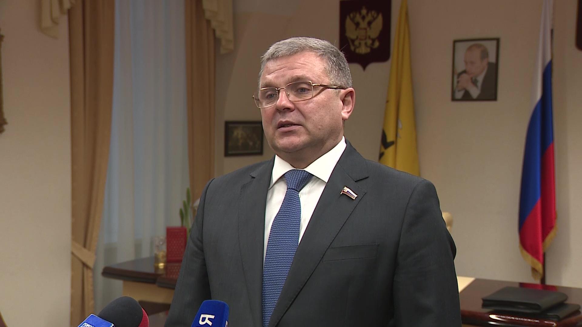 Алексей Константинов: «Послание президента Федеральному собранию – это те установки, с которыми страна будет двигаться дальше»