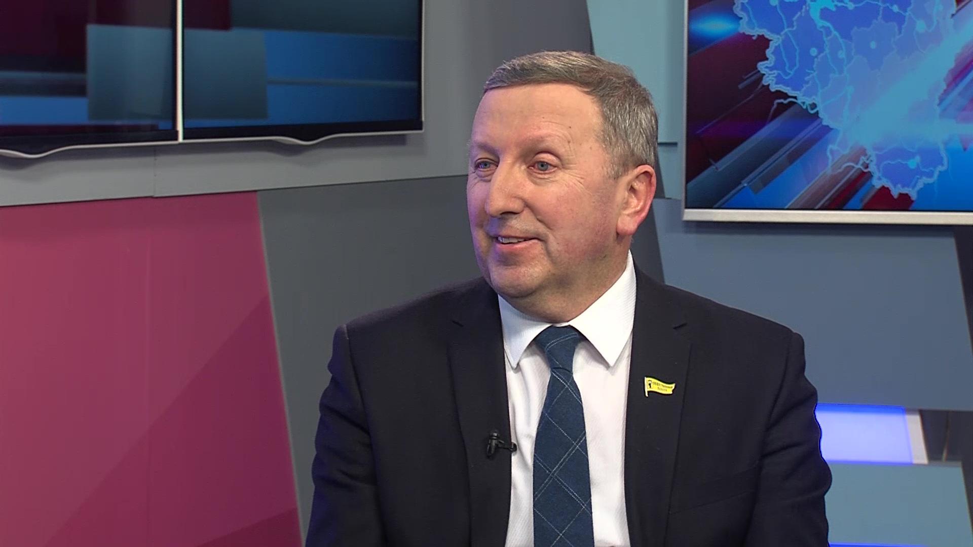 Сенатором от правительства Ярославской области стал Сергей Березкин