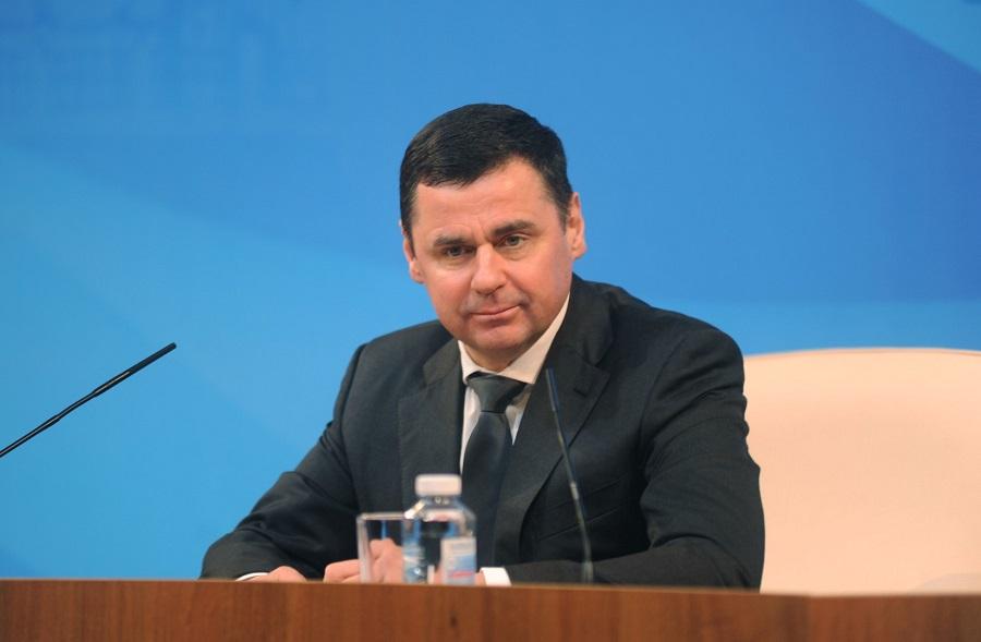 Дмитрий Миронов поздравил ярославцев с юбилеем города