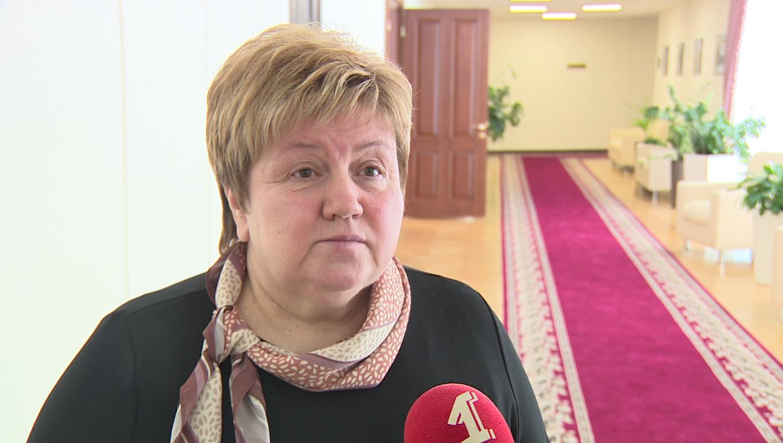 Светлана Лягушева: «Общественная палата подключилась к реализации положений послания президента к Федеральному собранию»