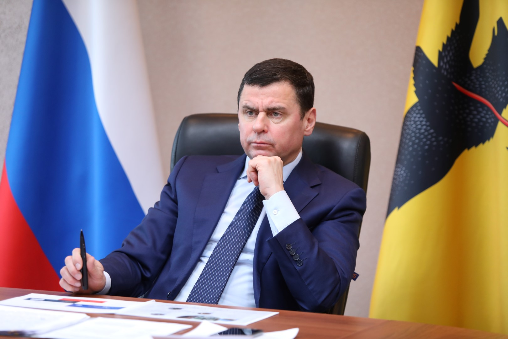 Дмитрий Миронов: «Выполнены все основные показатели нацпроекта