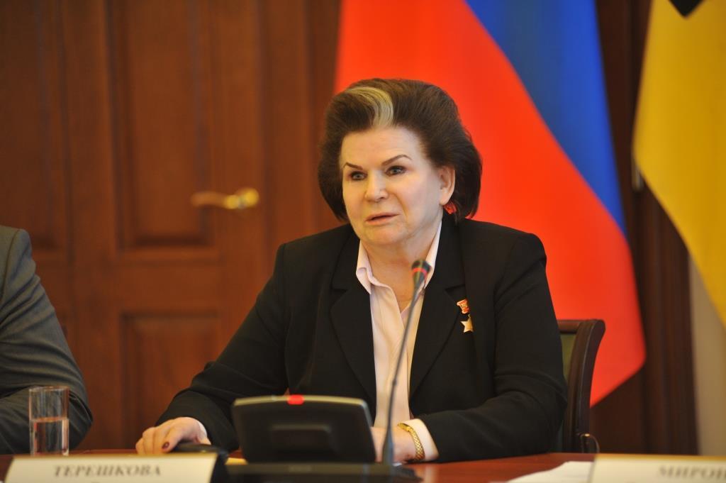 Валентина Терешкова обратилась к премьер-министру по поводу объединения Волковского с Александринкой