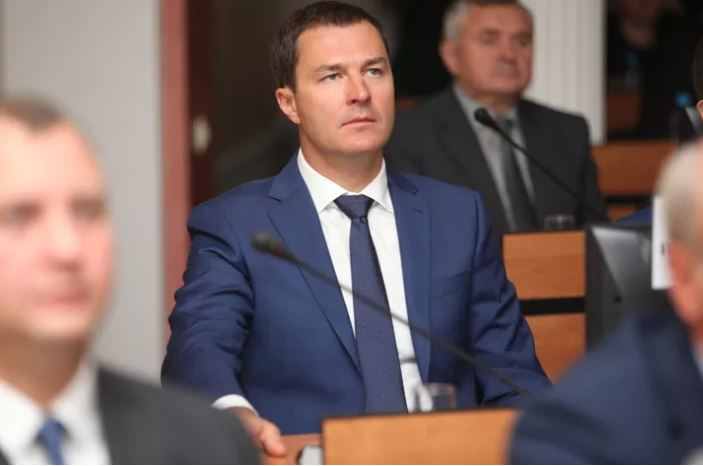 Соскучился по Ярославлю: Владимир Волков вышел из отпуска раньше срока