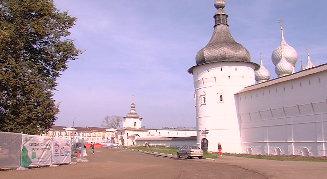 На Соборной площади в Ростове началась масштабная реконструкция