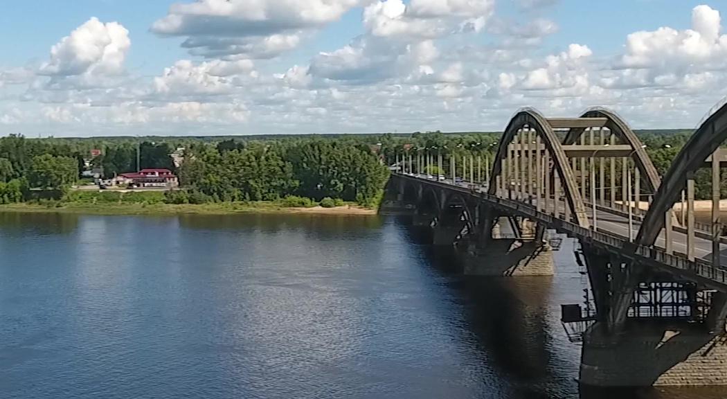 На Рыбинской ГЭС закрыли водосливную плотину