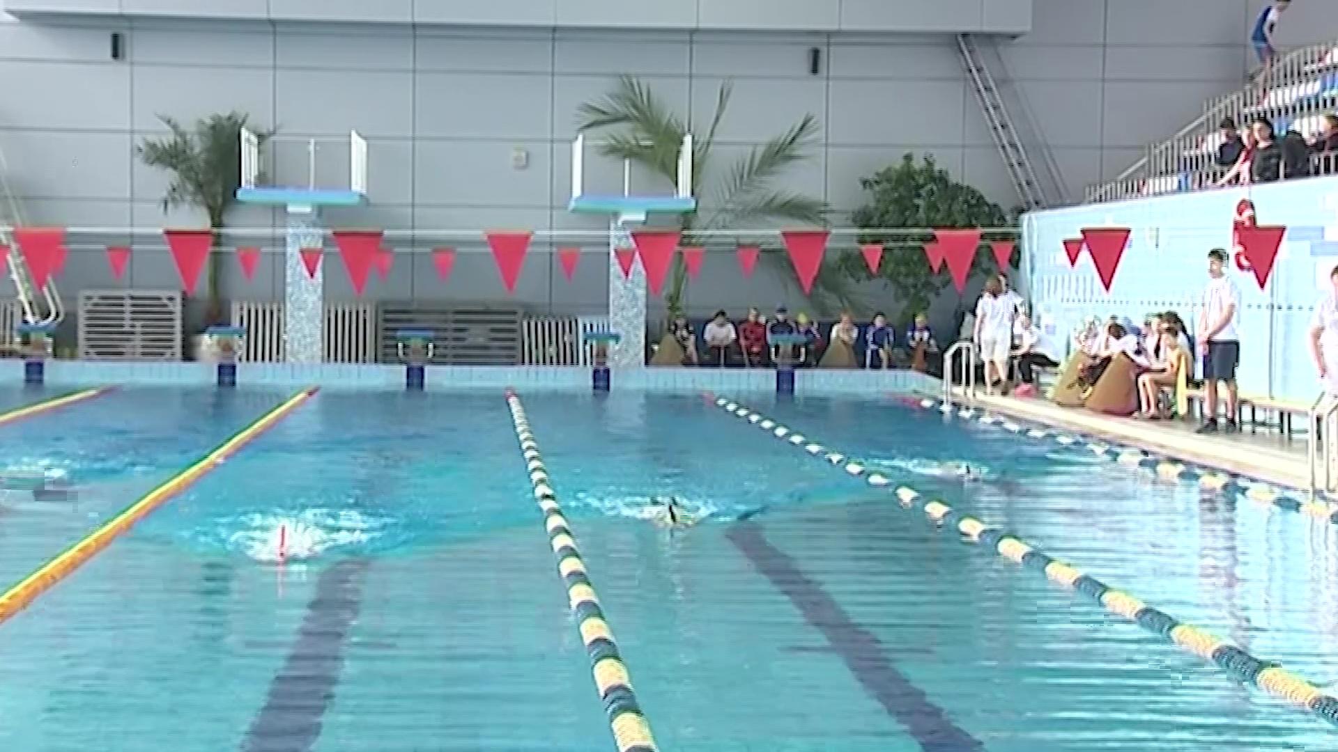 ФОК с двумя бассейнами в Дзержинском районе планируют открыть уже в этом году