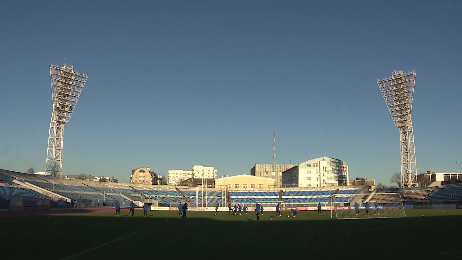 Стадион «Шинник» перешел в ведение клуба