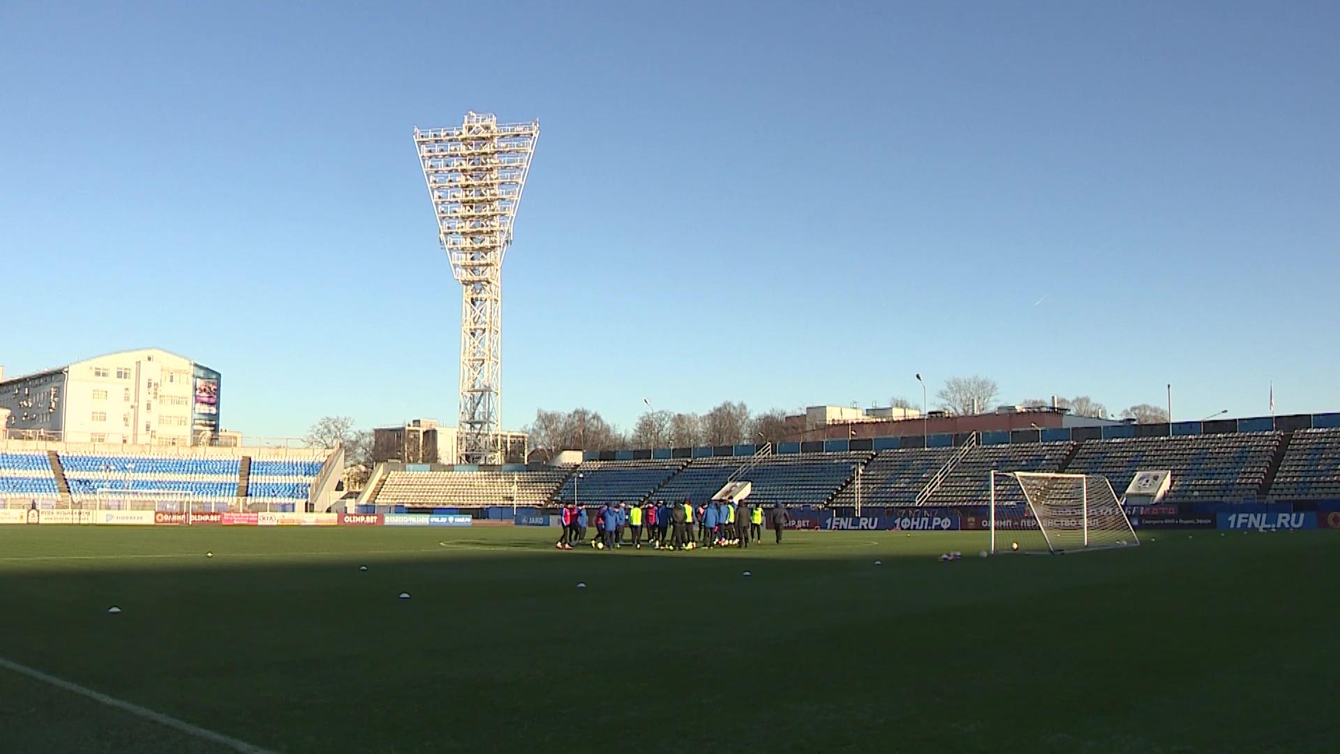 «Шинник» проведет последний матч осенней части чемпионата ФНЛ на родном стадионе