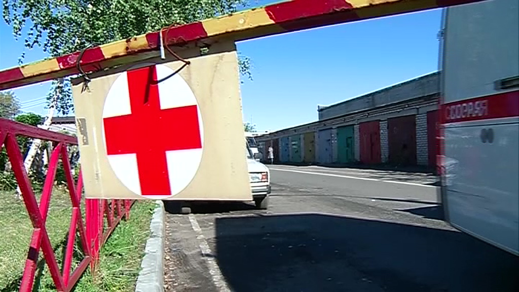 Пьяный ярославец разгромил авто скорой помощи вместо благодарности