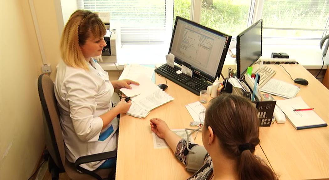 Медицинские учреждения региона получат около двух тысяч компьютеров и принтеров