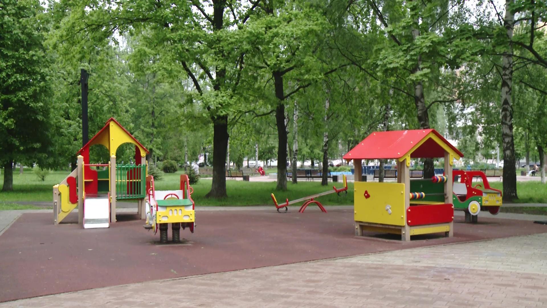 В регионе усилят контроль над безопасностью детских игровых площадок