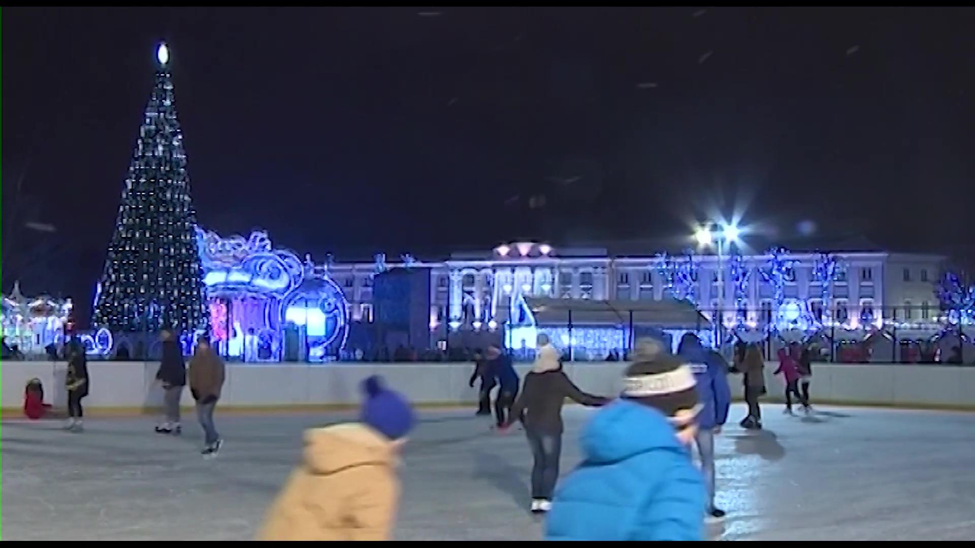Новый год в Ярославской области: куда съездить отдохнуть