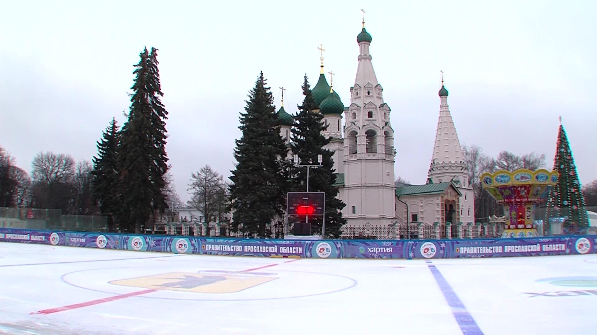 Новый год продолжается: что ждет ярославцев на Советской площади 2 января