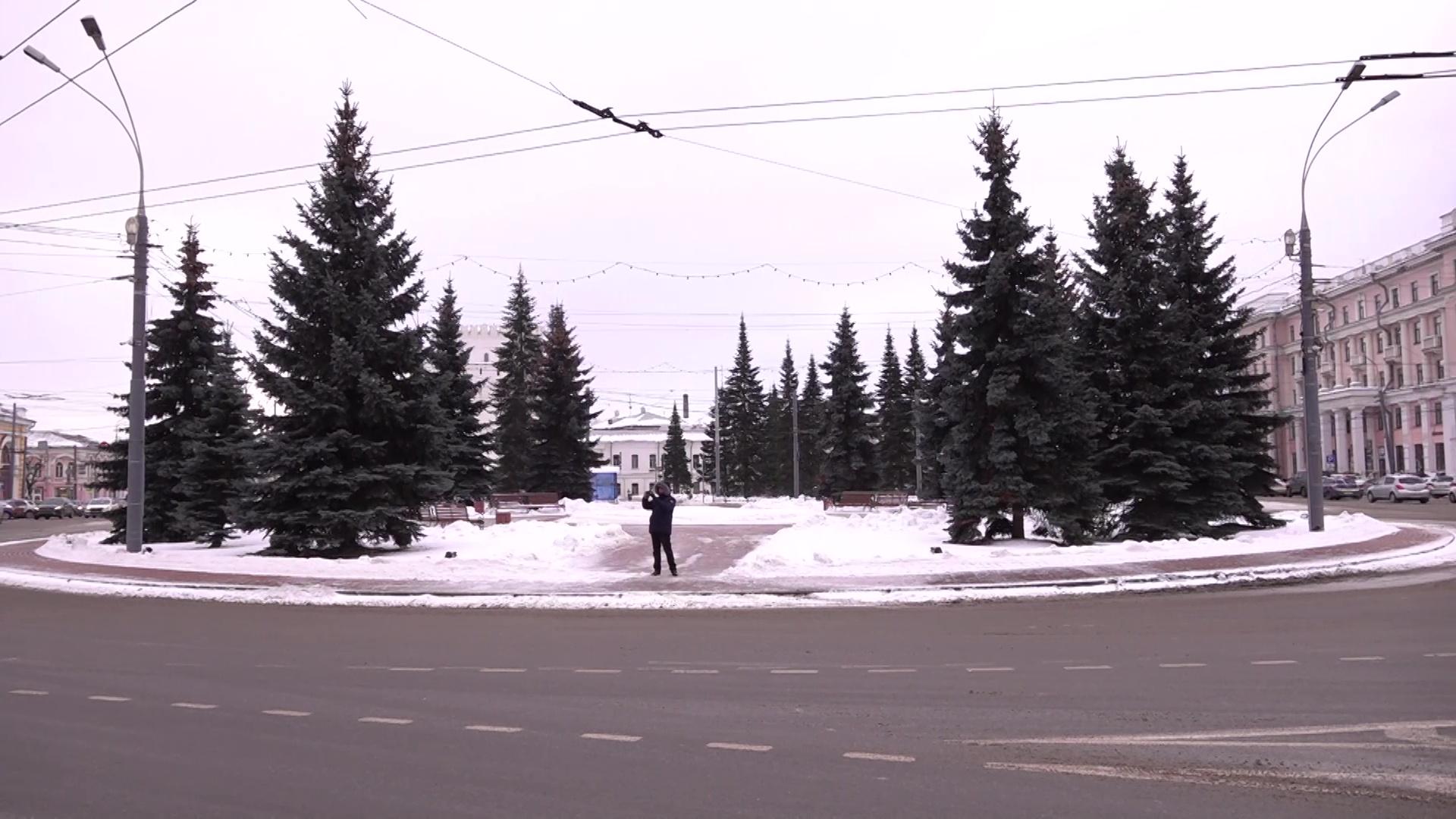 Зима вновь вернется в Ярославль