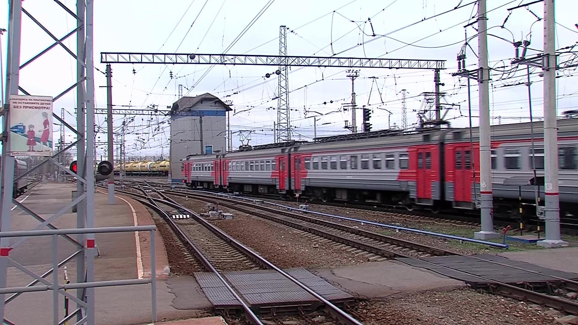 В Ярославской области отменят несколько пригородных поездов