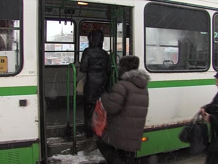 Новая схема движения общественного транспорта в Ярославской области работает в штатном режиме