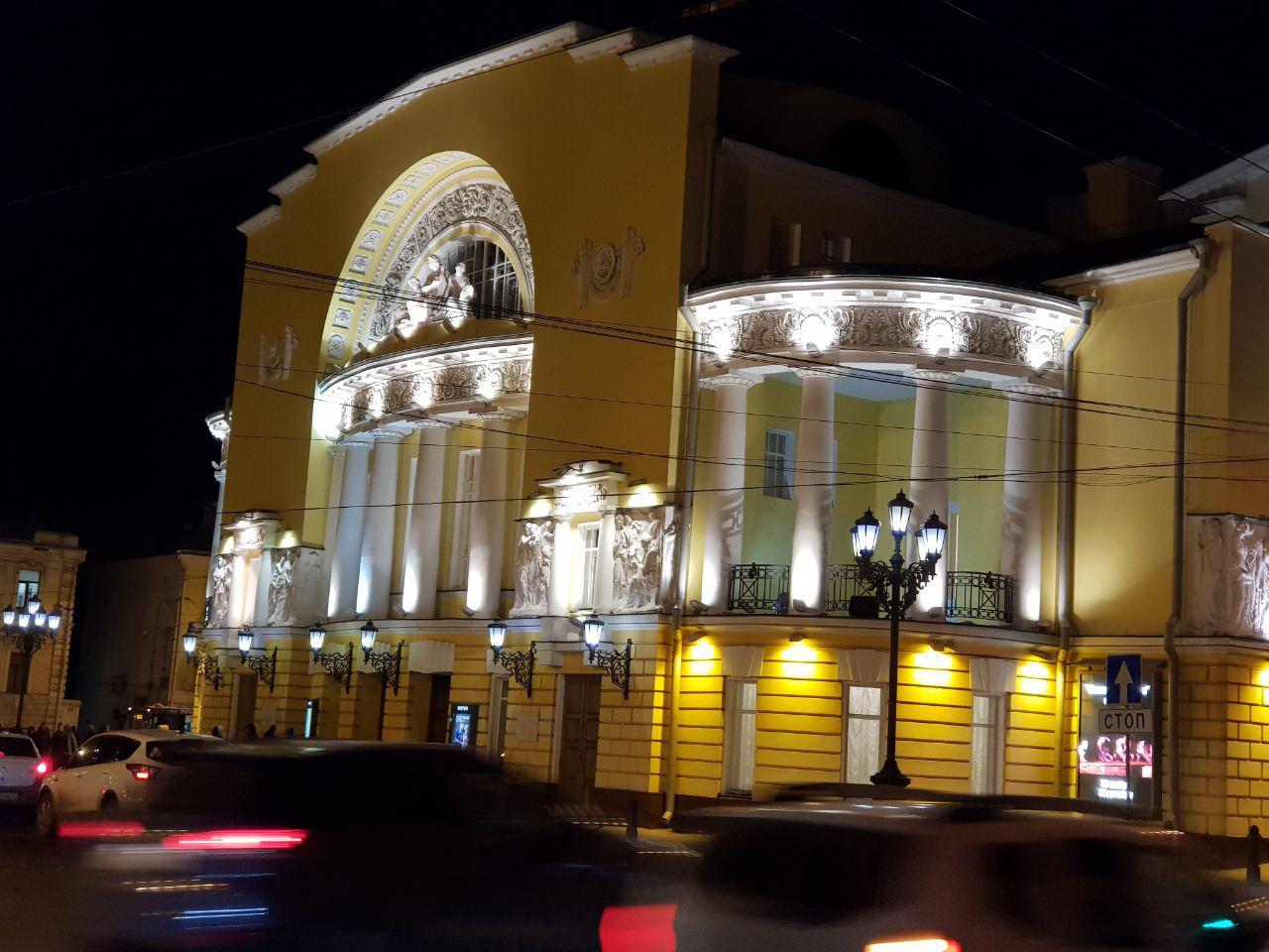 Волковский театр получил статус особо ценного объекта культурного наследия