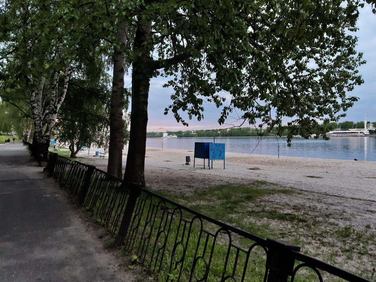 С 1 июня спасатели начнут дежурство на ярославских пляжах