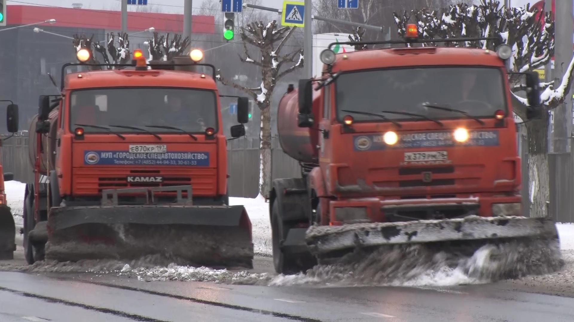 Ярославцы дождались снега: как коммунальные службы справились со стихией