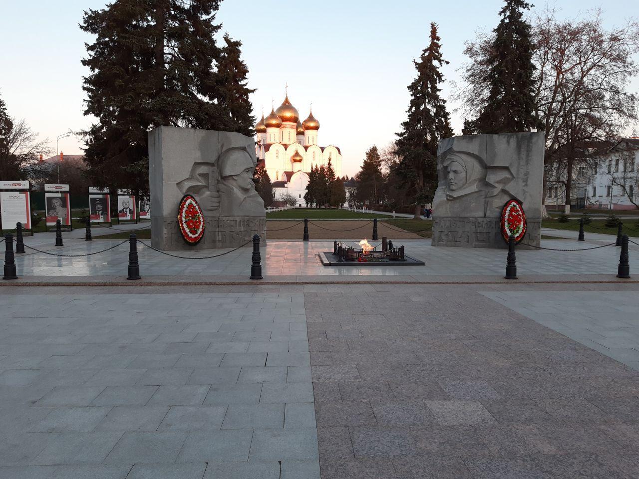 Стало известно, какие мероприятия пройдут в Ярославской области в честь годовщины Победы