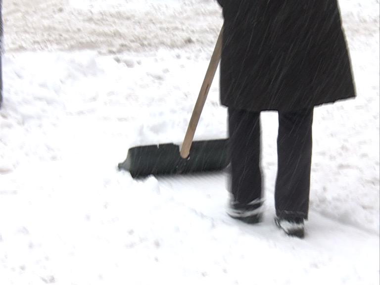 Ярославцев настигнет умеренный снег