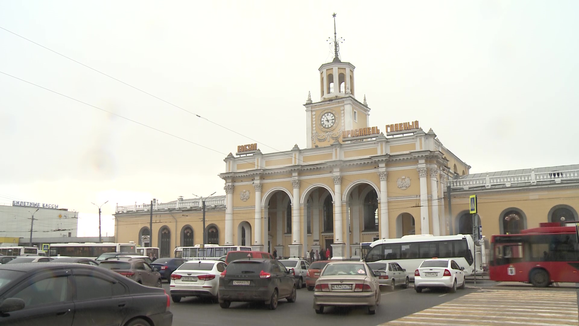 На Ярославле-Главном задержали преступника, находившегося в федеральном розыске