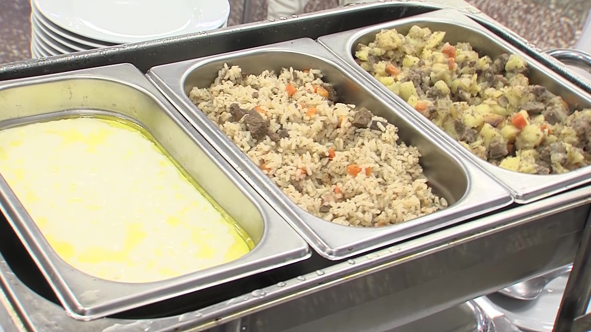 Некоторые школы Заволжского района Ярославля допустили нарушения в организации обедов для учащихся