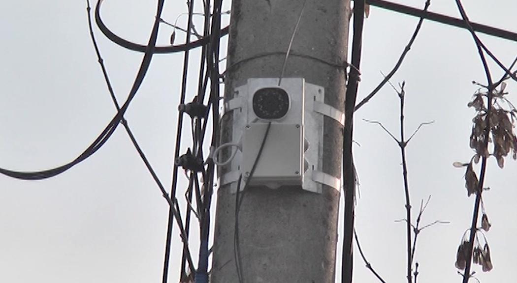 В Переславле установили 19 камер уличного видеонаблюдения