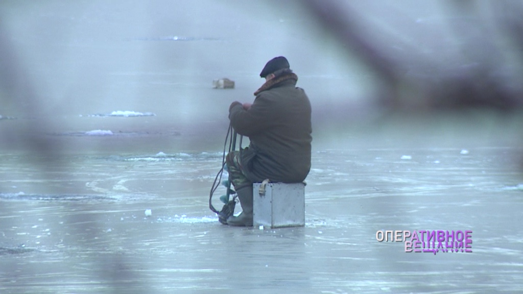 В Угличском районе врач спас тонущего рыбака