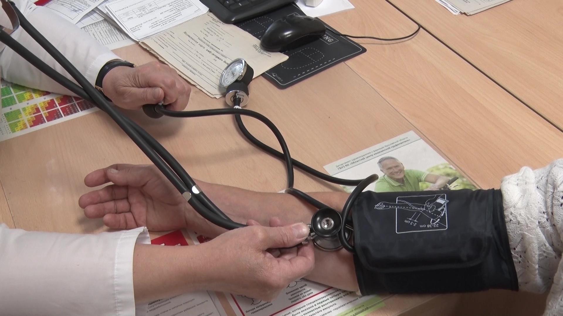 В Ярославской области зафиксирован первый случай коронавируса