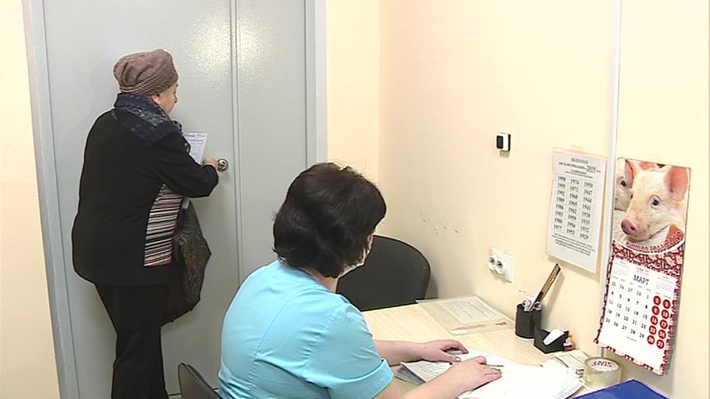 В Ярославле власти прокомментировали ситуацию с очередями в поликлинике