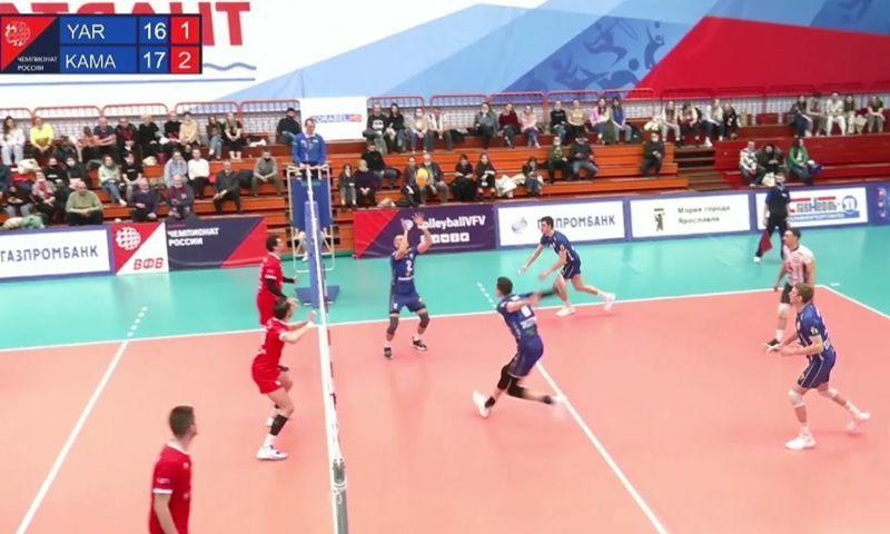 «Ярославич» остался без медалей Высшей лиги «А»
